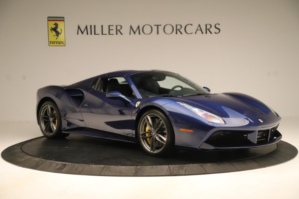 Used 2019 Ferrari 488 Spider for sale Sold at Maserati of Greenwich in Greenwich CT 06830 18