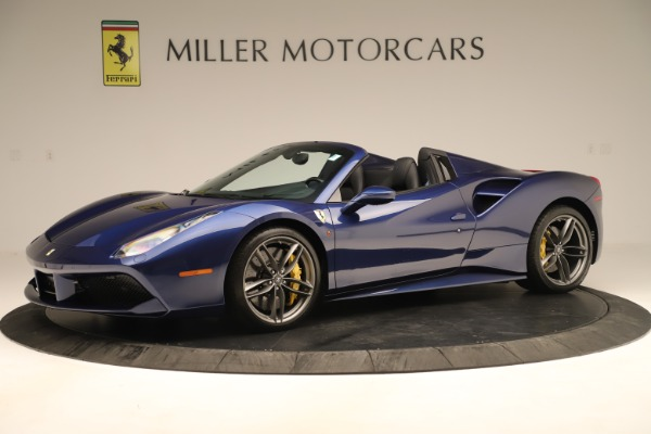 Used 2019 Ferrari 488 Spider for sale Sold at Maserati of Greenwich in Greenwich CT 06830 2