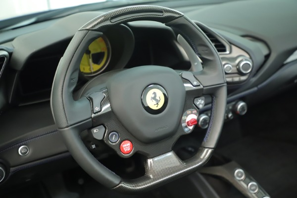 Used 2019 Ferrari 488 Spider for sale Sold at Maserati of Greenwich in Greenwich CT 06830 26