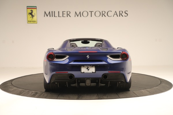 Used 2019 Ferrari 488 Spider for sale Sold at Maserati of Greenwich in Greenwich CT 06830 6