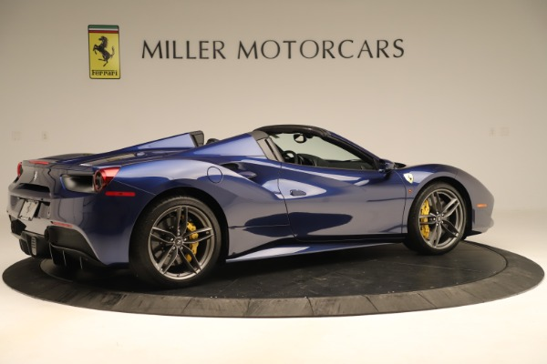 Used 2019 Ferrari 488 Spider for sale Sold at Maserati of Greenwich in Greenwich CT 06830 8