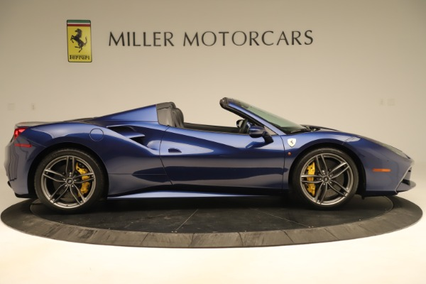 Used 2019 Ferrari 488 Spider for sale Sold at Maserati of Greenwich in Greenwich CT 06830 9
