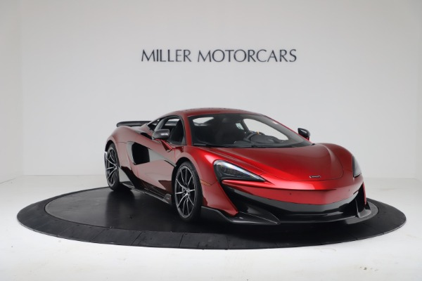 New 2019 McLaren 600LT for sale $285,236 at Maserati of Greenwich in Greenwich CT 06830 10