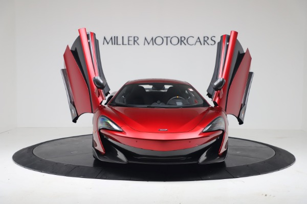 New 2019 McLaren 600LT Coupe for sale $285,236 at Maserati of Greenwich in Greenwich CT 06830 11