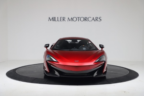 New 2019 McLaren 600LT Coupe for sale $285,236 at Maserati of Greenwich in Greenwich CT 06830 12