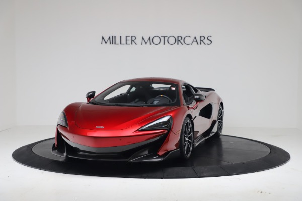 New 2019 McLaren 600LT for sale $285,236 at Maserati of Greenwich in Greenwich CT 06830 13