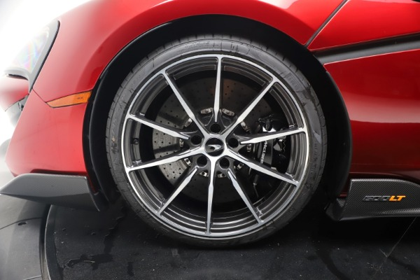 New 2019 McLaren 600LT Luxury for sale $285,236 at Maserati of Greenwich in Greenwich CT 06830 16