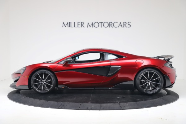 New 2019 McLaren 600LT Luxury for sale $285,236 at Maserati of Greenwich in Greenwich CT 06830 2