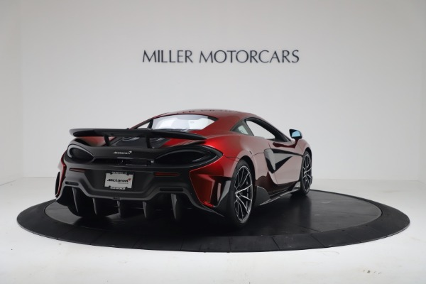 New 2019 McLaren 600LT for sale $285,236 at Maserati of Greenwich in Greenwich CT 06830 6