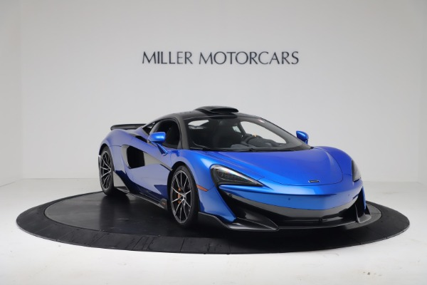 New 2019 McLaren 600LT Coupe for sale Sold at Maserati of Greenwich in Greenwich CT 06830 10