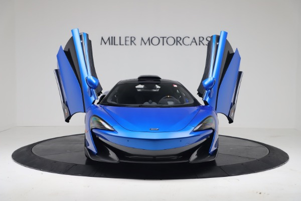 New 2019 McLaren 600LT Coupe for sale Sold at Maserati of Greenwich in Greenwich CT 06830 11