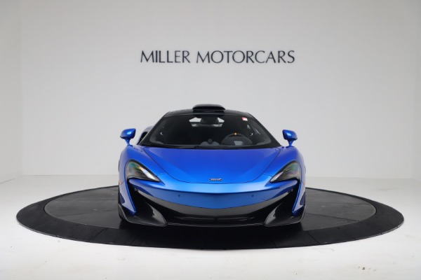 New 2019 McLaren 600LT Coupe for sale Sold at Maserati of Greenwich in Greenwich CT 06830 12