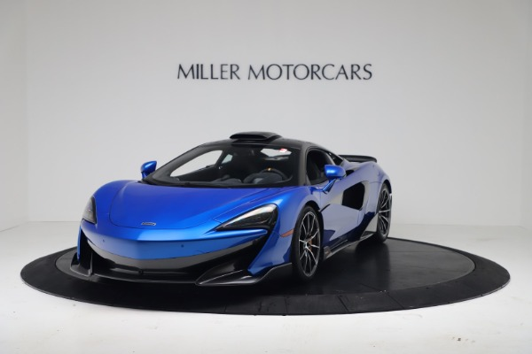 New 2019 McLaren 600LT Coupe for sale Sold at Maserati of Greenwich in Greenwich CT 06830 13