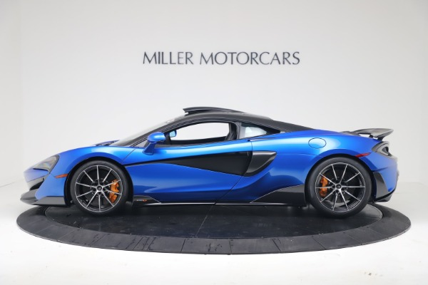 New 2019 McLaren 600LT Coupe for sale Sold at Maserati of Greenwich in Greenwich CT 06830 2