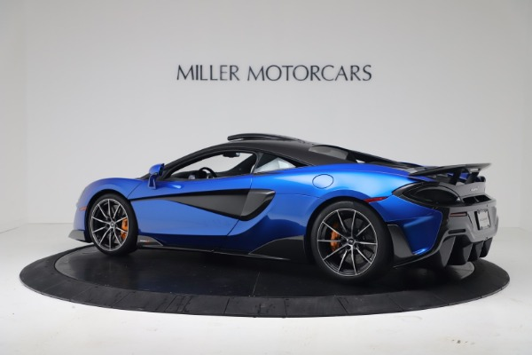 New 2019 McLaren 600LT Coupe for sale Sold at Maserati of Greenwich in Greenwich CT 06830 3