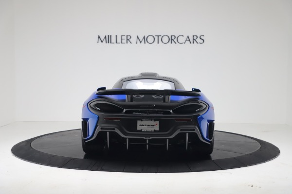 New 2019 McLaren 600LT Coupe for sale Sold at Maserati of Greenwich in Greenwich CT 06830 5