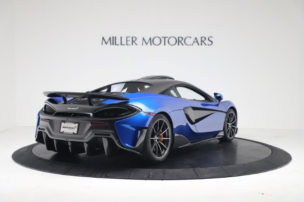 New 2019 McLaren 600LT Coupe for sale Sold at Maserati of Greenwich in Greenwich CT 06830 6