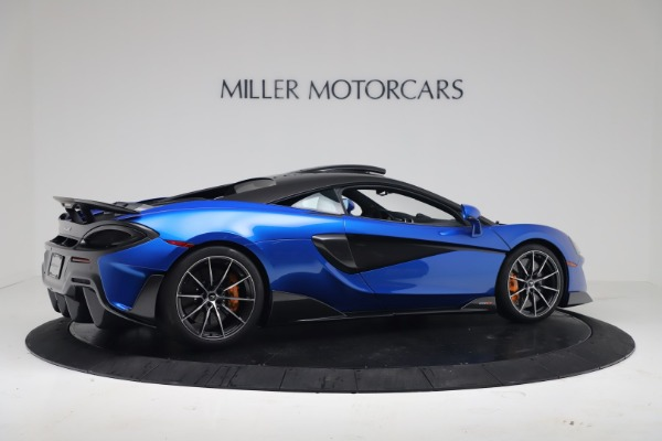 New 2019 McLaren 600LT Coupe for sale Sold at Maserati of Greenwich in Greenwich CT 06830 7