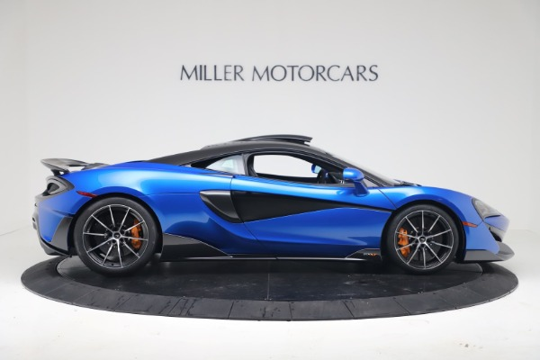 New 2019 McLaren 600LT Coupe for sale Sold at Maserati of Greenwich in Greenwich CT 06830 8