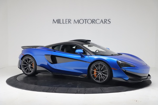 New 2019 McLaren 600LT Coupe for sale Sold at Maserati of Greenwich in Greenwich CT 06830 9