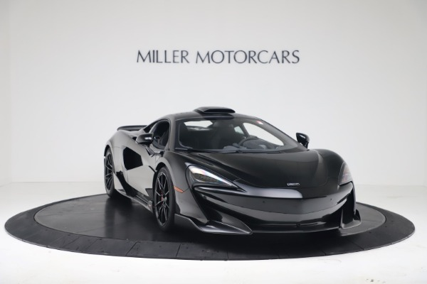 New 2019 McLaren 600LT Coupe for sale $305,639 at Maserati of Greenwich in Greenwich CT 06830 10