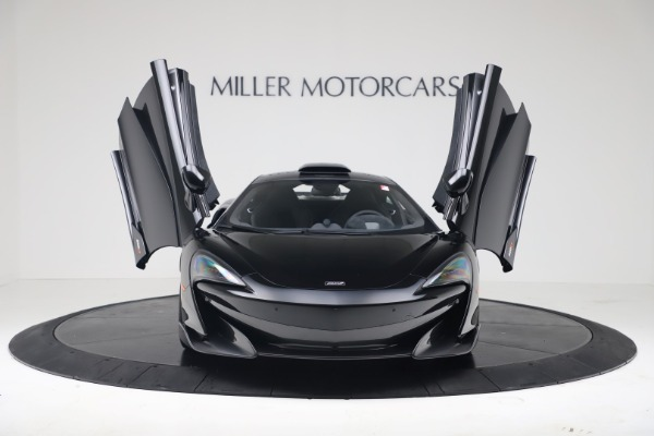 New 2019 McLaren 600LT Coupe for sale $305,639 at Maserati of Greenwich in Greenwich CT 06830 11