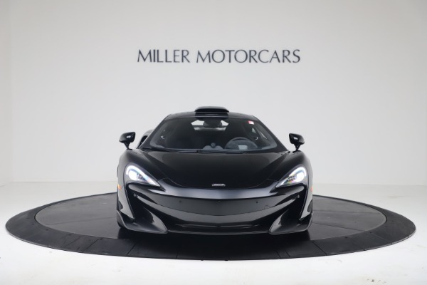 New 2019 McLaren 600LT Coupe for sale $305,639 at Maserati of Greenwich in Greenwich CT 06830 12