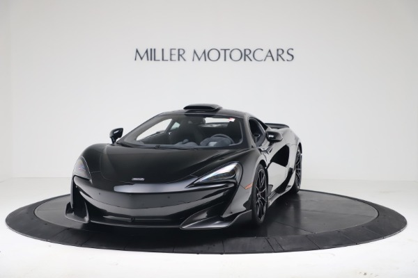 New 2019 McLaren 600LT Coupe for sale $305,639 at Maserati of Greenwich in Greenwich CT 06830 13