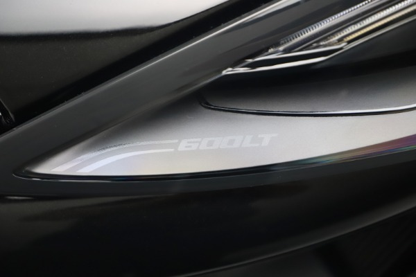 New 2019 McLaren 600LT for sale $305,639 at Maserati of Greenwich in Greenwich CT 06830 14