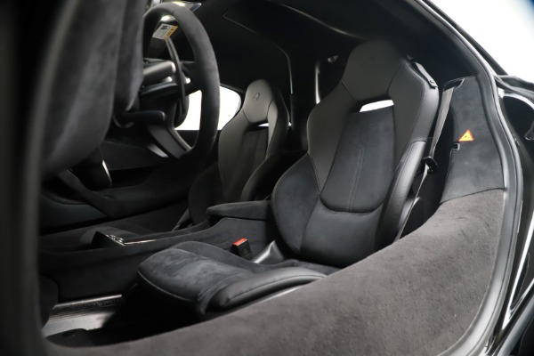 New 2019 McLaren 600LT for sale $305,639 at Maserati of Greenwich in Greenwich CT 06830 20
