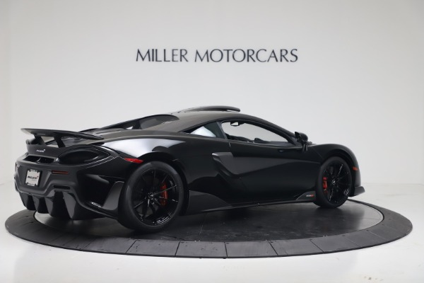 New 2019 McLaren 600LT Coupe for sale $305,639 at Maserati of Greenwich in Greenwich CT 06830 7