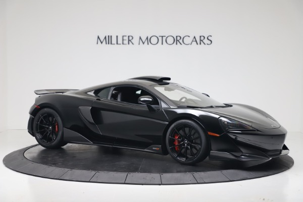 New 2019 McLaren 600LT for sale $305,639 at Maserati of Greenwich in Greenwich CT 06830 9