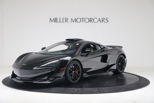New 2019 McLaren 600LT Coupe for sale $305,639 at Maserati of Greenwich in Greenwich CT 06830 1