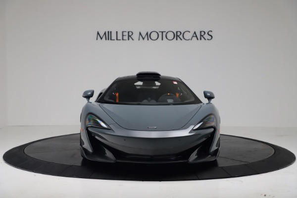 New 2019 McLaren 600LT Coupe for sale $311,619 at Maserati of Greenwich in Greenwich CT 06830 12