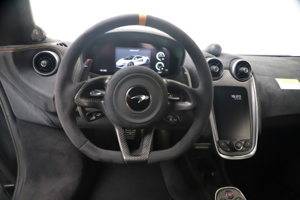Used 2019 McLaren 600LT for sale $279,900 at Maserati of Greenwich in Greenwich CT 06830 18