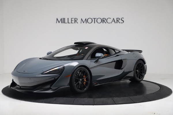 Used 2019 McLaren 600LT for sale $279,900 at Maserati of Greenwich in Greenwich CT 06830 1