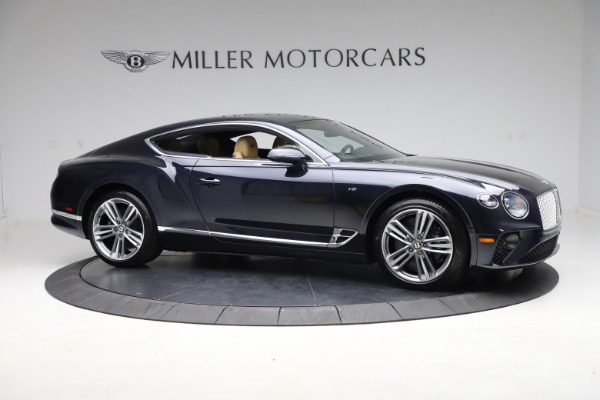 New 2020 Bentley Continental GT V8 for sale $239,445 at Maserati of Greenwich in Greenwich CT 06830 10