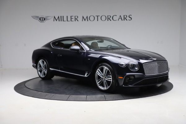 New 2020 Bentley Continental GT V8 for sale $239,445 at Maserati of Greenwich in Greenwich CT 06830 11