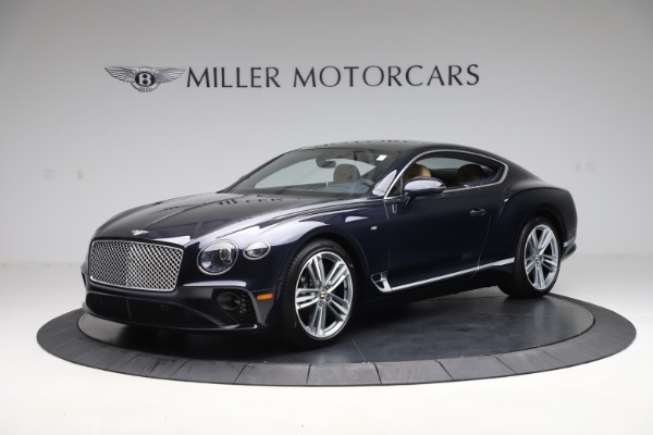 New 2020 Bentley Continental GT V8 for sale $239,445 at Maserati of Greenwich in Greenwich CT 06830 2