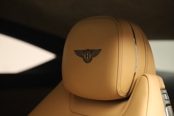 New 2020 Bentley Continental GT V8 for sale $239,445 at Maserati of Greenwich in Greenwich CT 06830 20