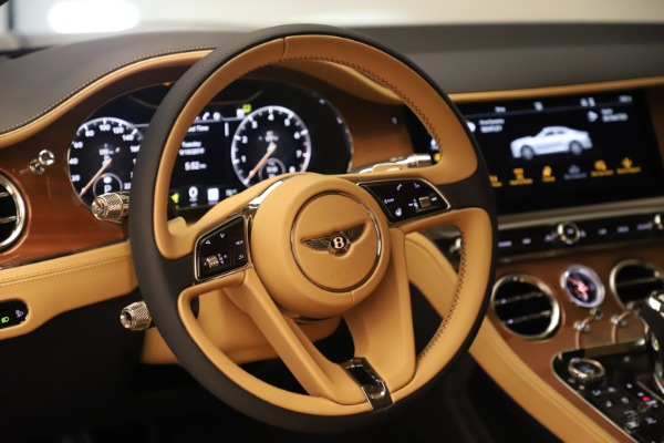 New 2020 Bentley Continental GT V8 for sale $239,445 at Maserati of Greenwich in Greenwich CT 06830 21