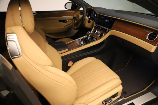 New 2020 Bentley Continental GT V8 for sale $239,445 at Maserati of Greenwich in Greenwich CT 06830 23