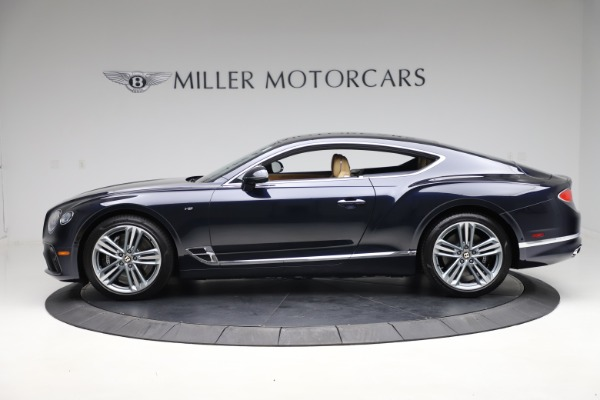 New 2020 Bentley Continental GT V8 for sale $239,445 at Maserati of Greenwich in Greenwich CT 06830 3