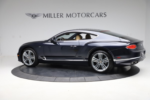 New 2020 Bentley Continental GT V8 for sale $239,445 at Maserati of Greenwich in Greenwich CT 06830 4