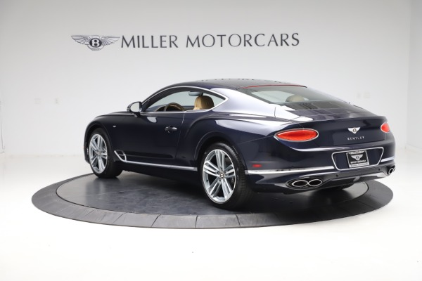 New 2020 Bentley Continental GT V8 for sale $239,445 at Maserati of Greenwich in Greenwich CT 06830 5