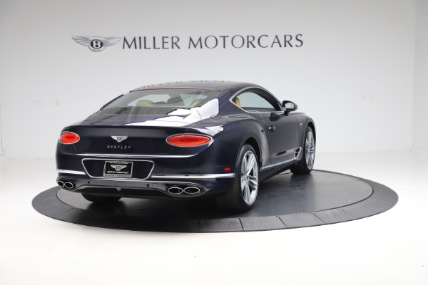 New 2020 Bentley Continental GT V8 for sale $239,445 at Maserati of Greenwich in Greenwich CT 06830 7