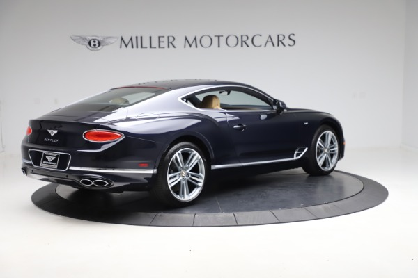 New 2020 Bentley Continental GT V8 for sale $239,445 at Maserati of Greenwich in Greenwich CT 06830 8