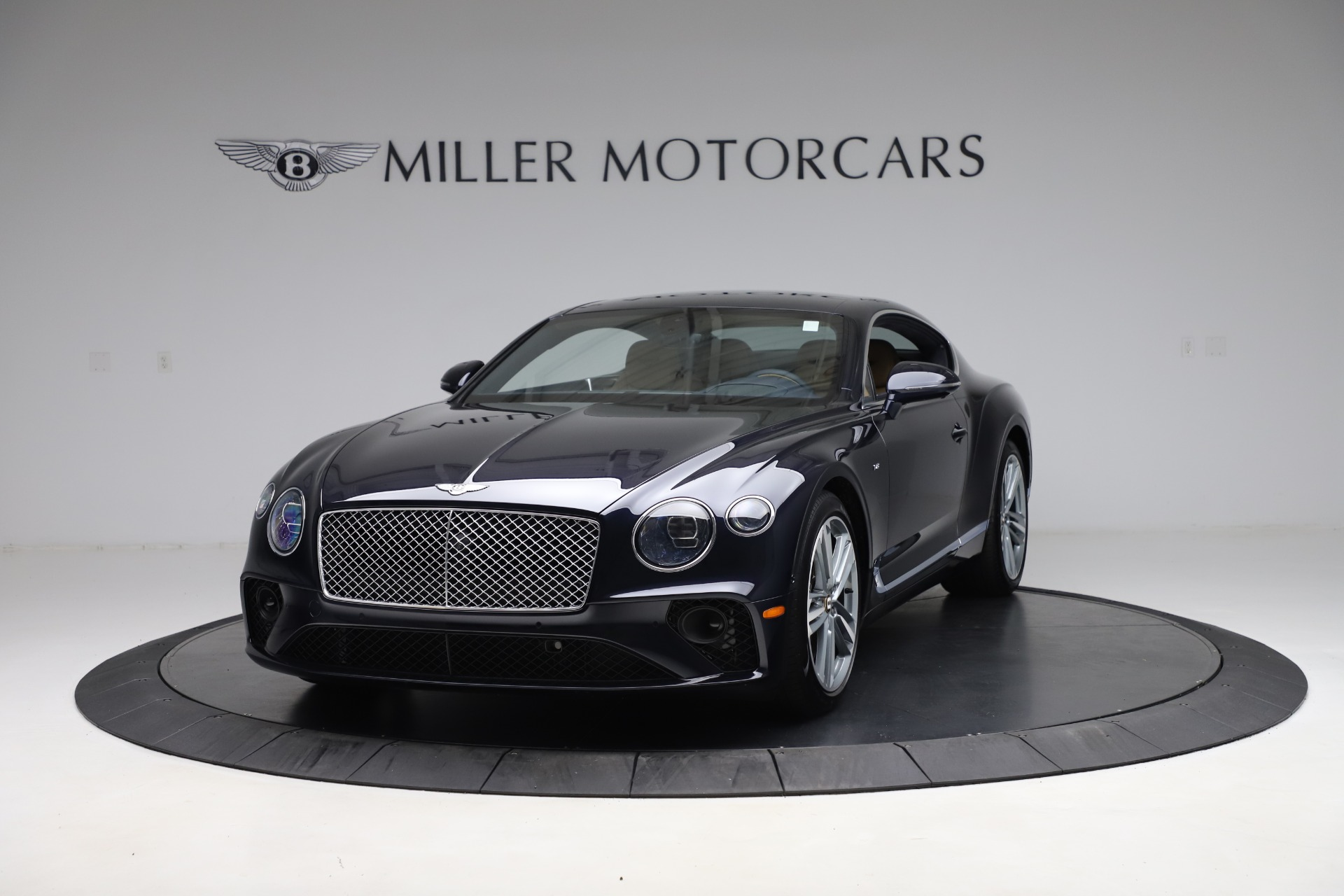 New 2020 Bentley Continental GT V8 for sale $239,445 at Maserati of Greenwich in Greenwich CT 06830 1