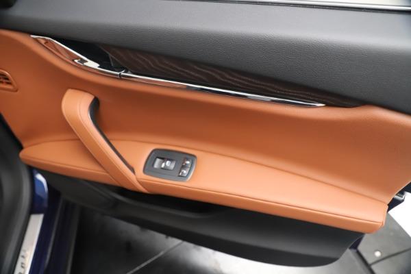 New 2019 Maserati Quattroporte S Q4 for sale Sold at Maserati of Greenwich in Greenwich CT 06830 20