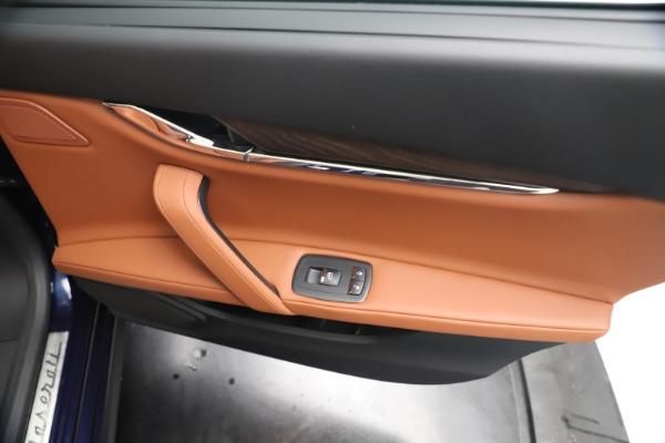 New 2019 Maserati Quattroporte S Q4 for sale Sold at Maserati of Greenwich in Greenwich CT 06830 28